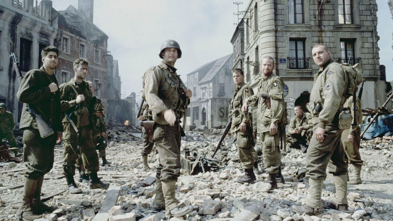 I Watched A Classic #1: Saving Private Ryan hero image