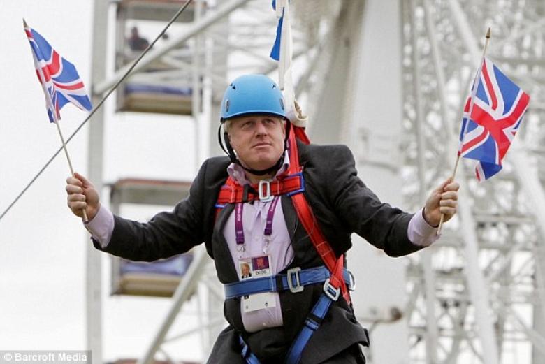 As a heatwave strikes Britain, a dark cloud hangs over Westminster hero image